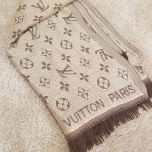 Louis Vuitton Accessories - LV scarf (Authentic)